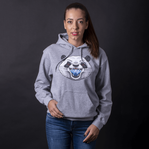 Swift Diamond Panda - Hooded Sweatshirt