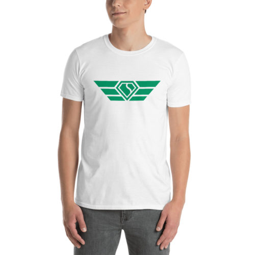 Green Wings - Short-Sleeve T-Shirt