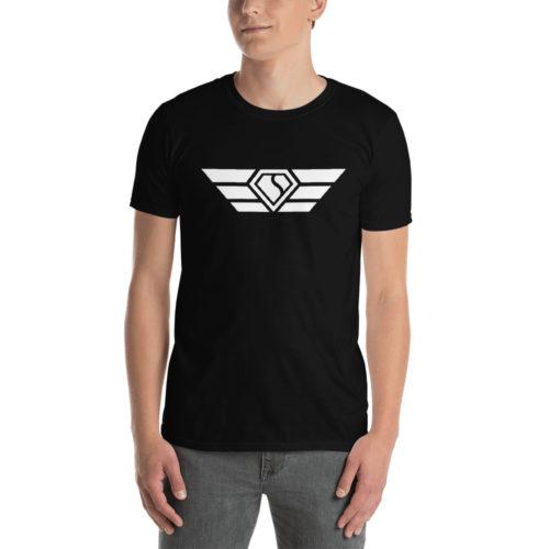 White Wings Short-Sleeve T-Shirt