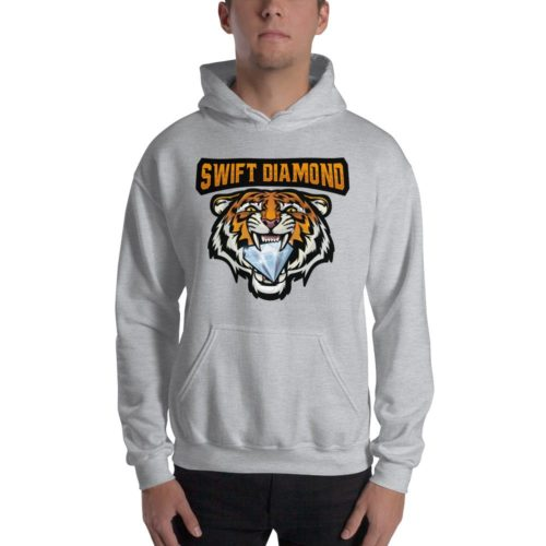 Tiger v2 Hooded Sweatshirt