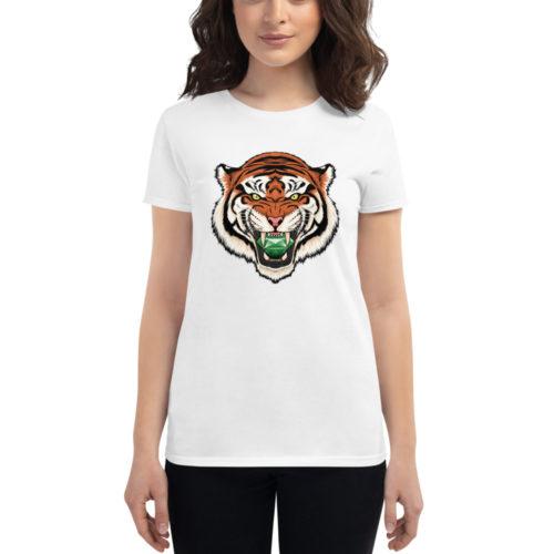 Tiger - Women's short sleeve t-shirt