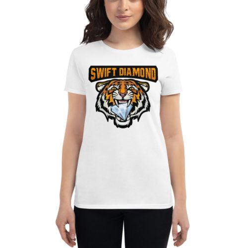 Tiger v2 Women's short sleeve t-shirt
