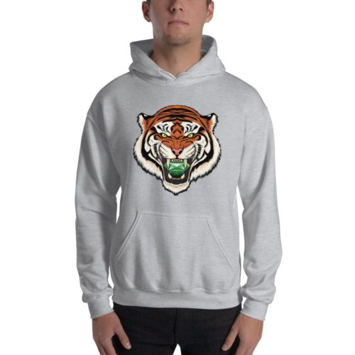 Tiger - Hooded Sweatshirt
