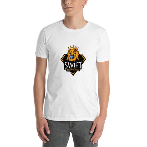 Lion Short - Sleeve T-Shirt