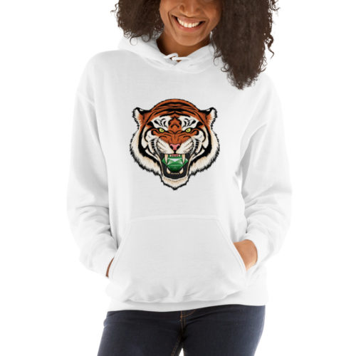 Tiger Hooded Sweatshirt