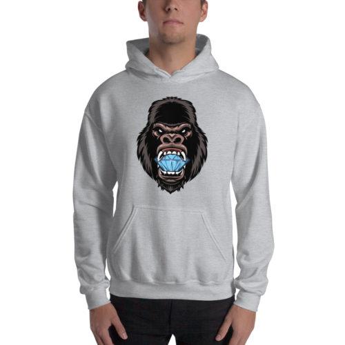 Gorilla Hooded Sweatshirt