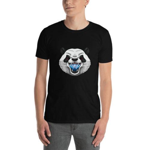 Panda - Short-Sleeve T-Shirt