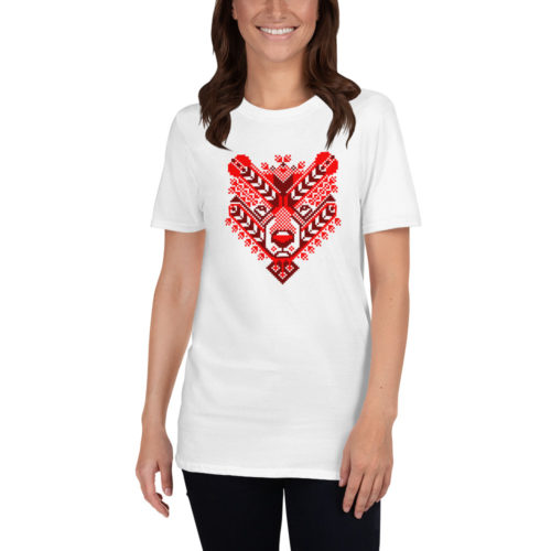 Bear Ethno T-Shirt