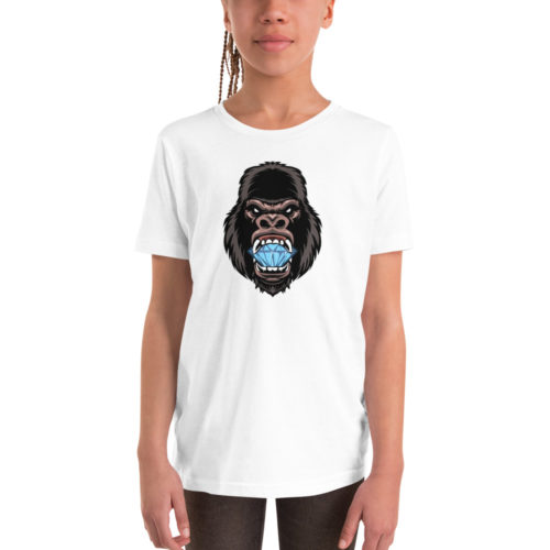 Youth Gorilla Sleeve T-Shirt