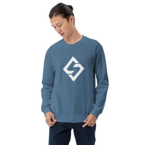 Men's Sweatshirt White Swift Diamond