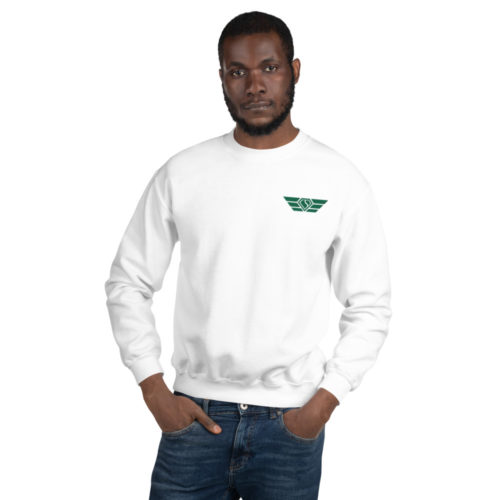 Men's Sweatshirt White