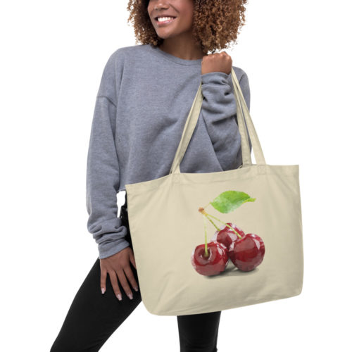 Swift Diamond Organic Tote Bag
