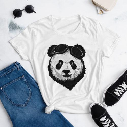 Women's T-Shirt Panda