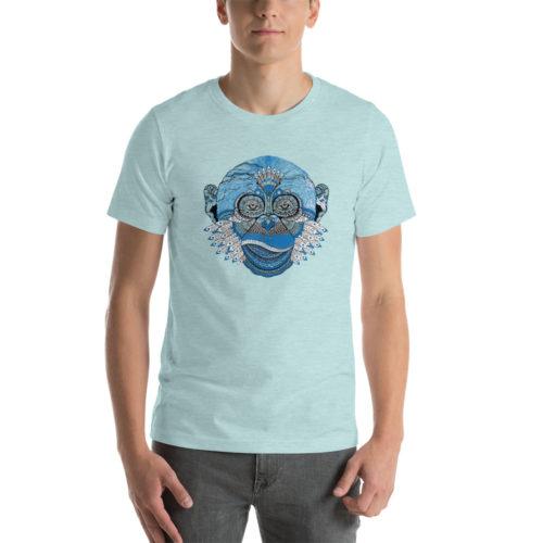 Monkey Short-Sleeve T-Shirt