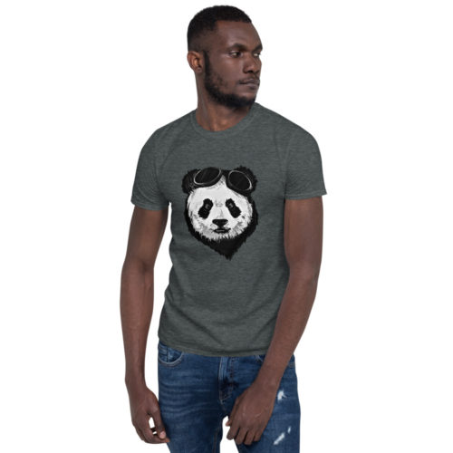 Panda Men T-Shirt