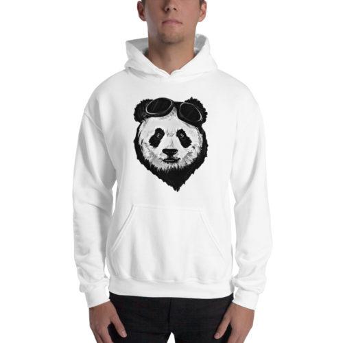 Panda Men Hoodie