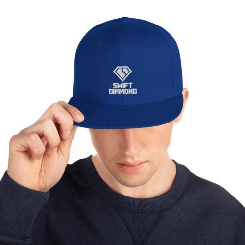 Snapback Hat Swift Diamond