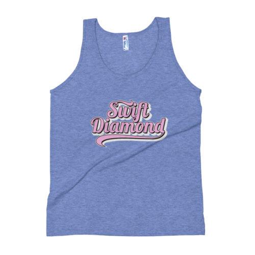 Women Tank Top Swift Diamond