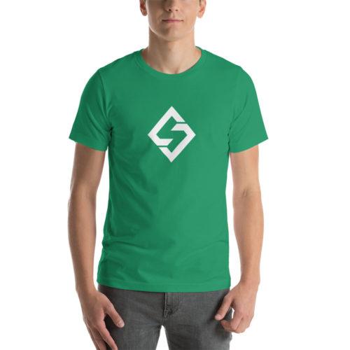 Green Short-Sleeve T-Shirt